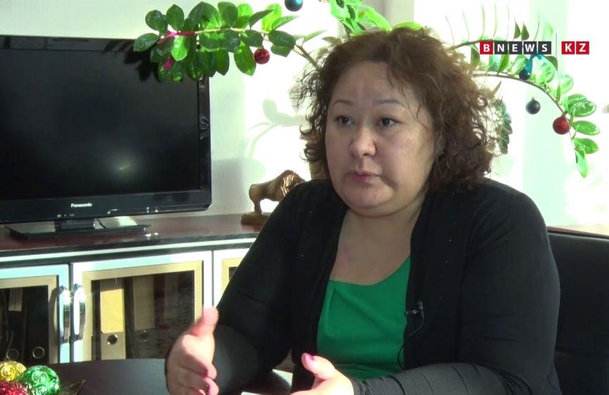 Вице-министр торговли и интеграции Казахстана Жанель Кушукова