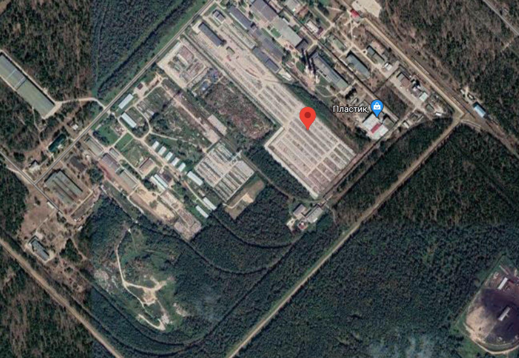 Ангарский электролизный химический комбинат, Ангарск 52.457548, 103.897017