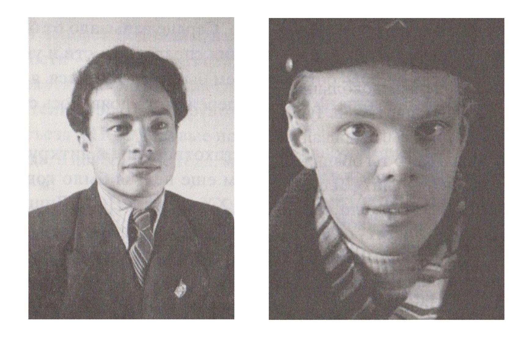 Михаил Судо и Олег Тарутин