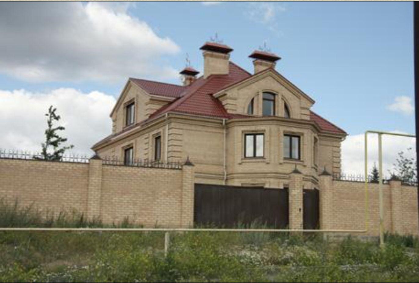 Дом семьи Вяткиных в Челябинске
