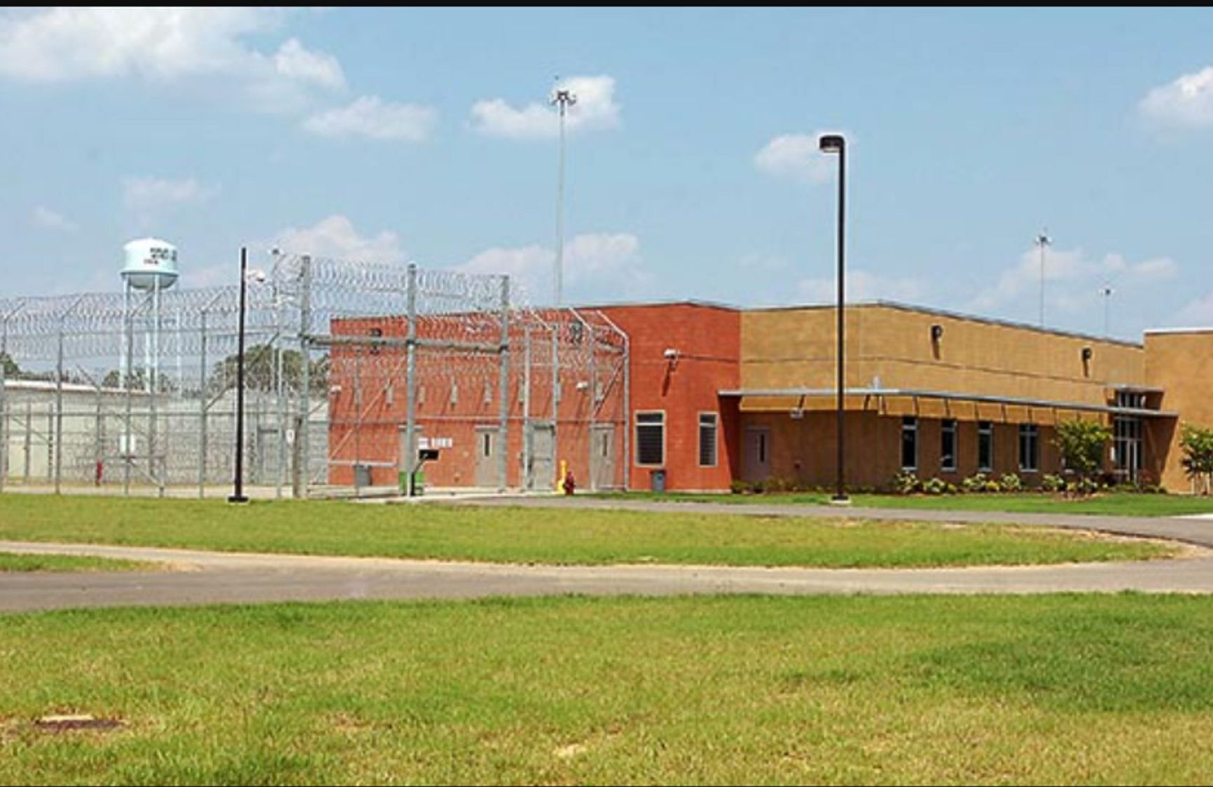 Detention center in Mississippi