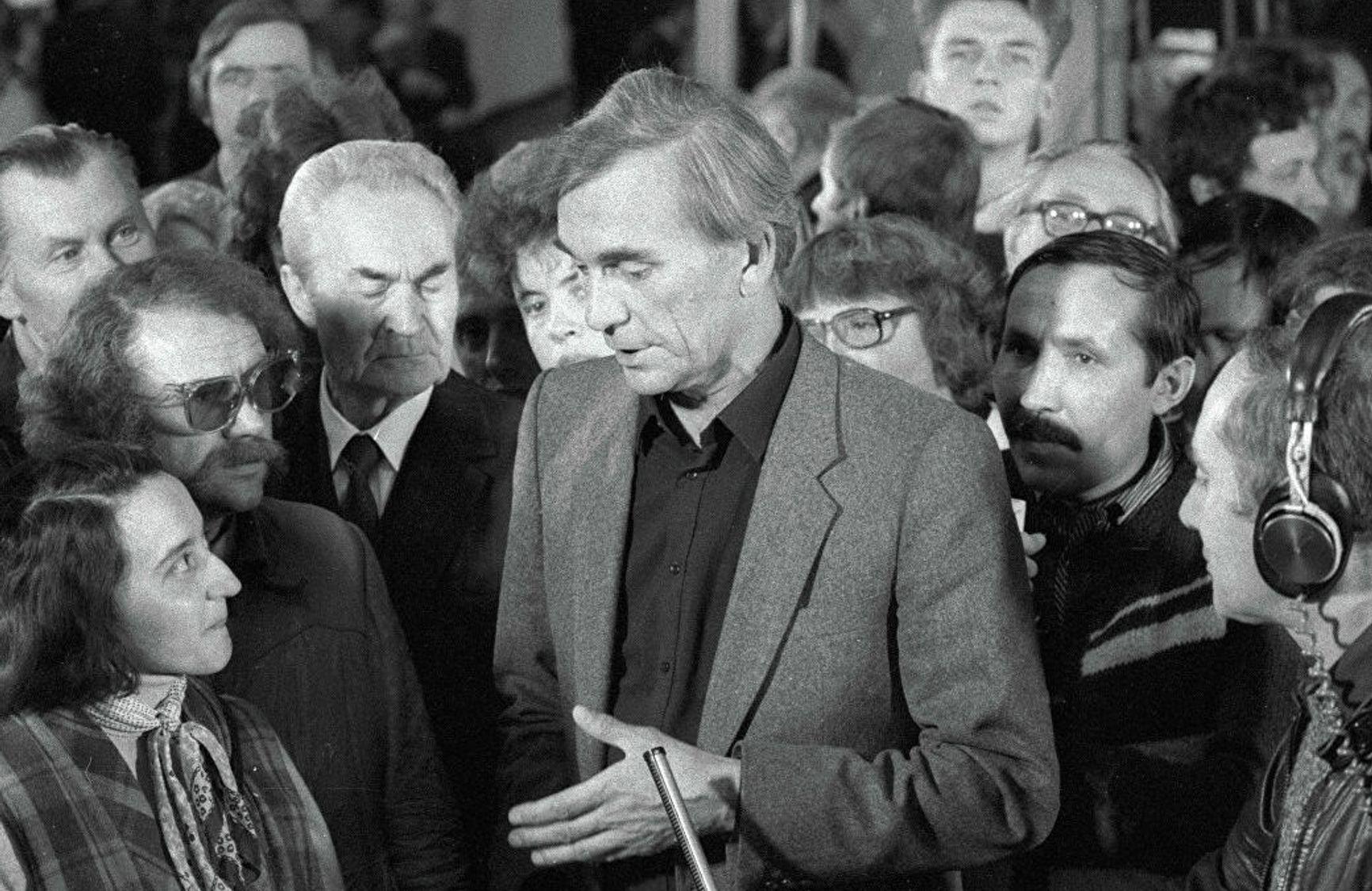 Элем Климов - первый секретарь перестроечного Союза кинематографистов