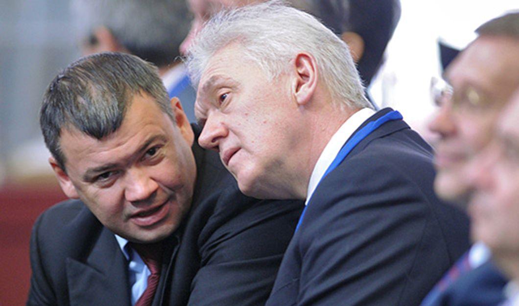 Андрей Бокарев и Геннадий Тимченко
