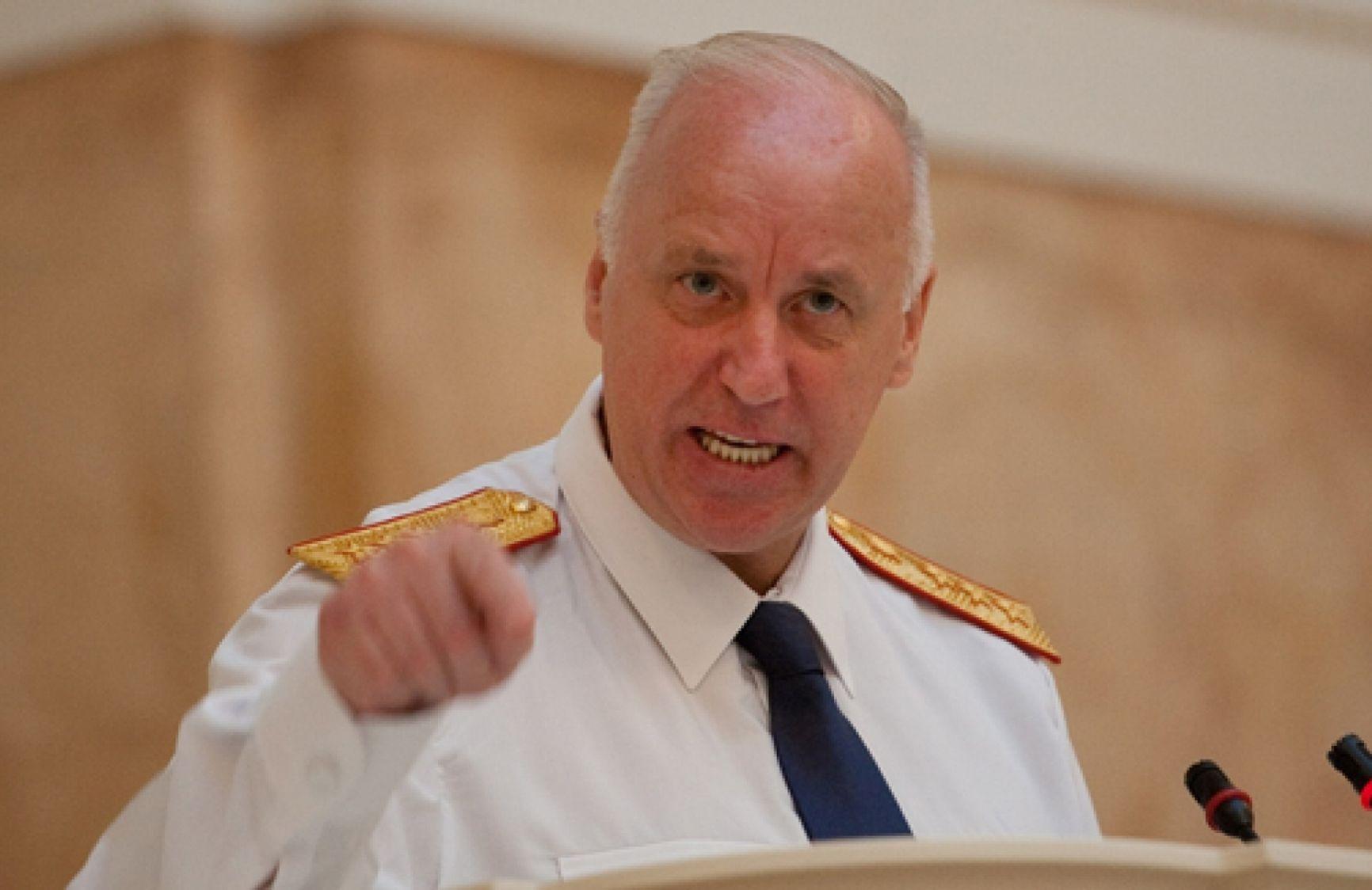Глава СК РФ Бастрыкин для Геннадия Петрова просто «Саша»