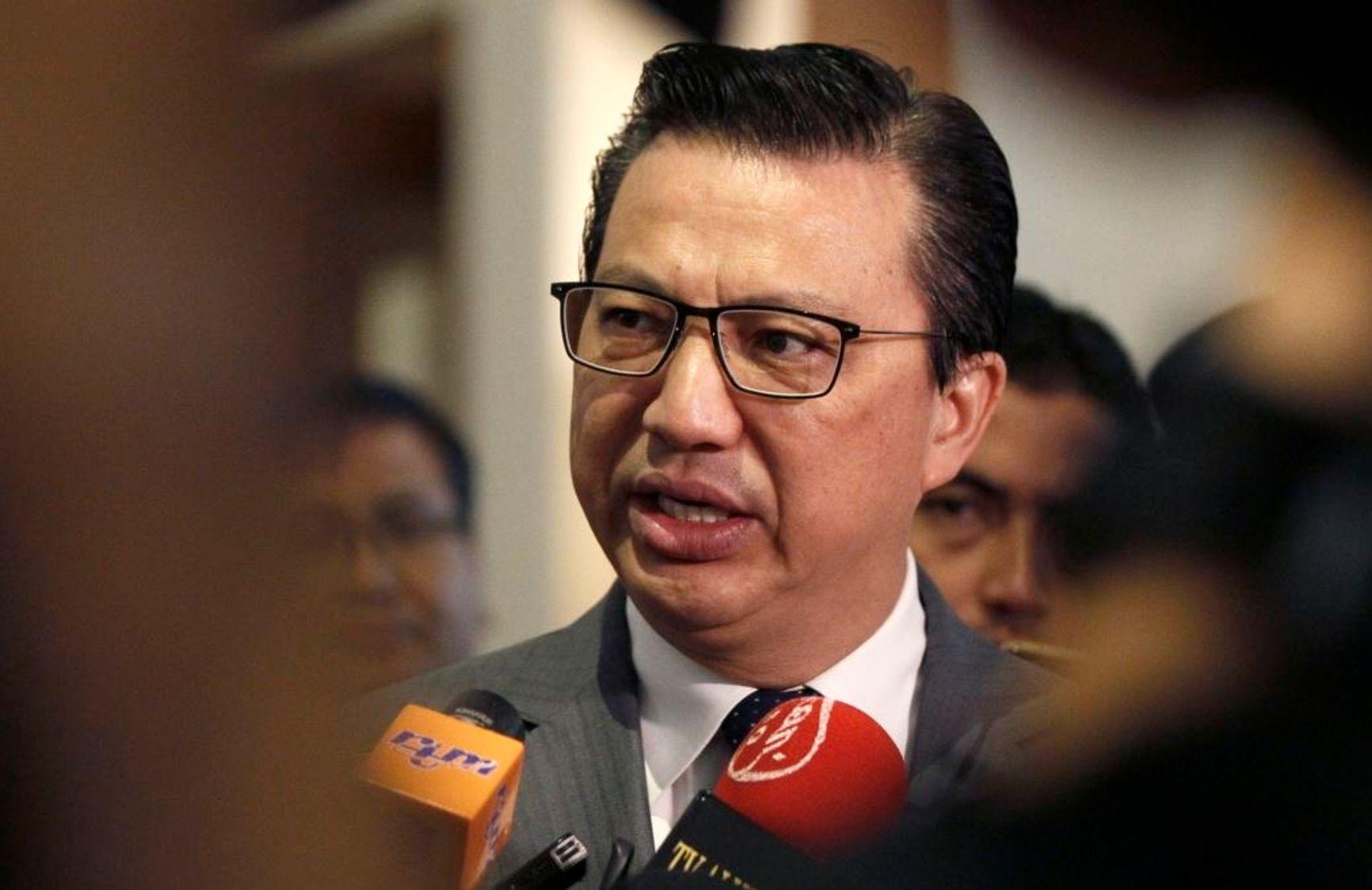 Бывший министр транспорта министр транспорта Малайзии Лиоу Тионг Лай
