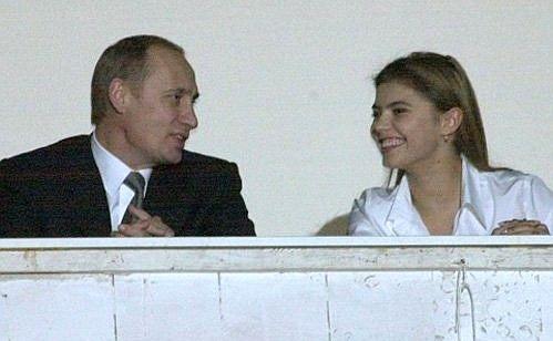 Сколько олигархи России вынуждены платить любовнице Путина — Русский Еврей