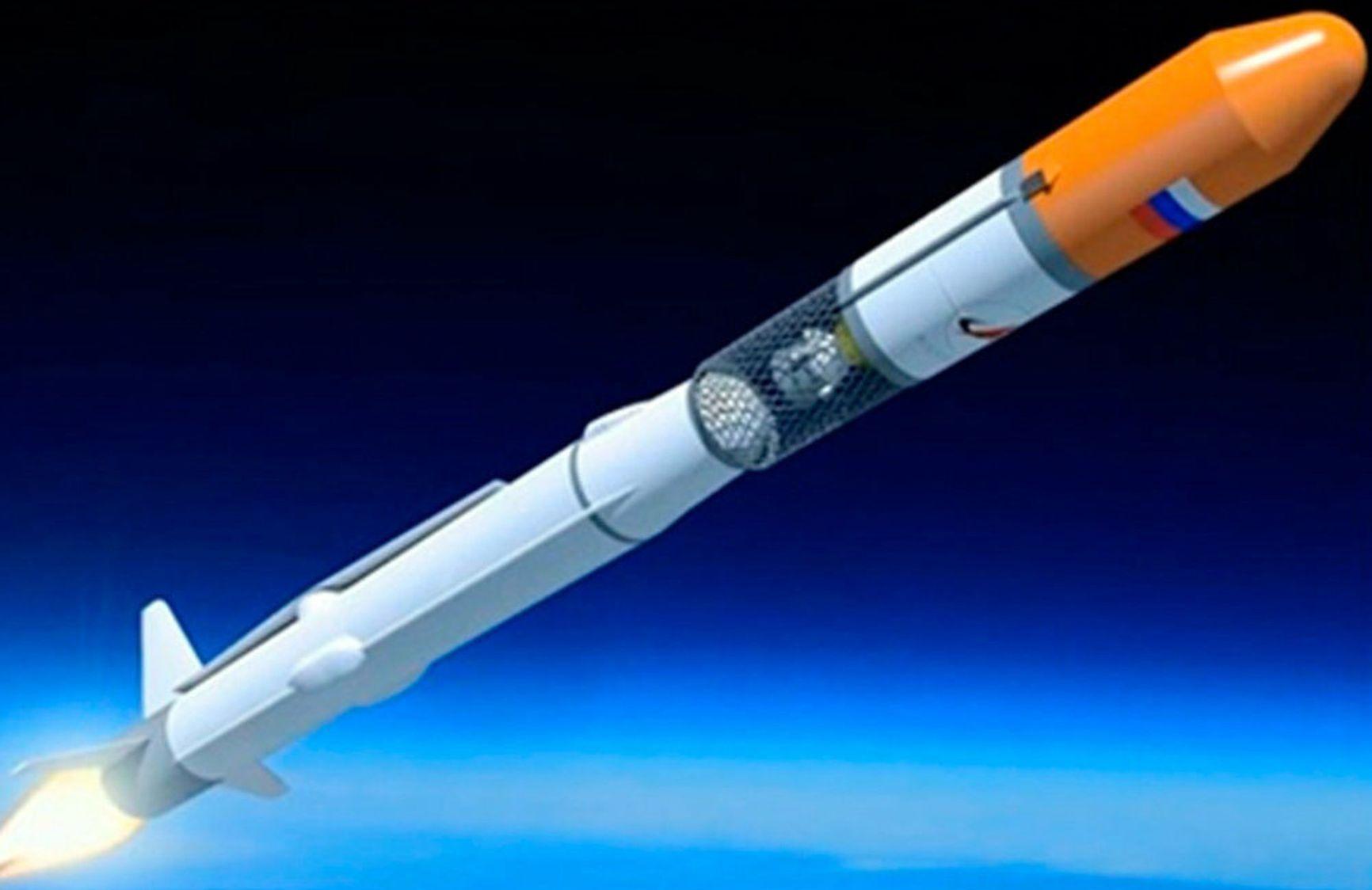 Amur-NLG Rocket Project