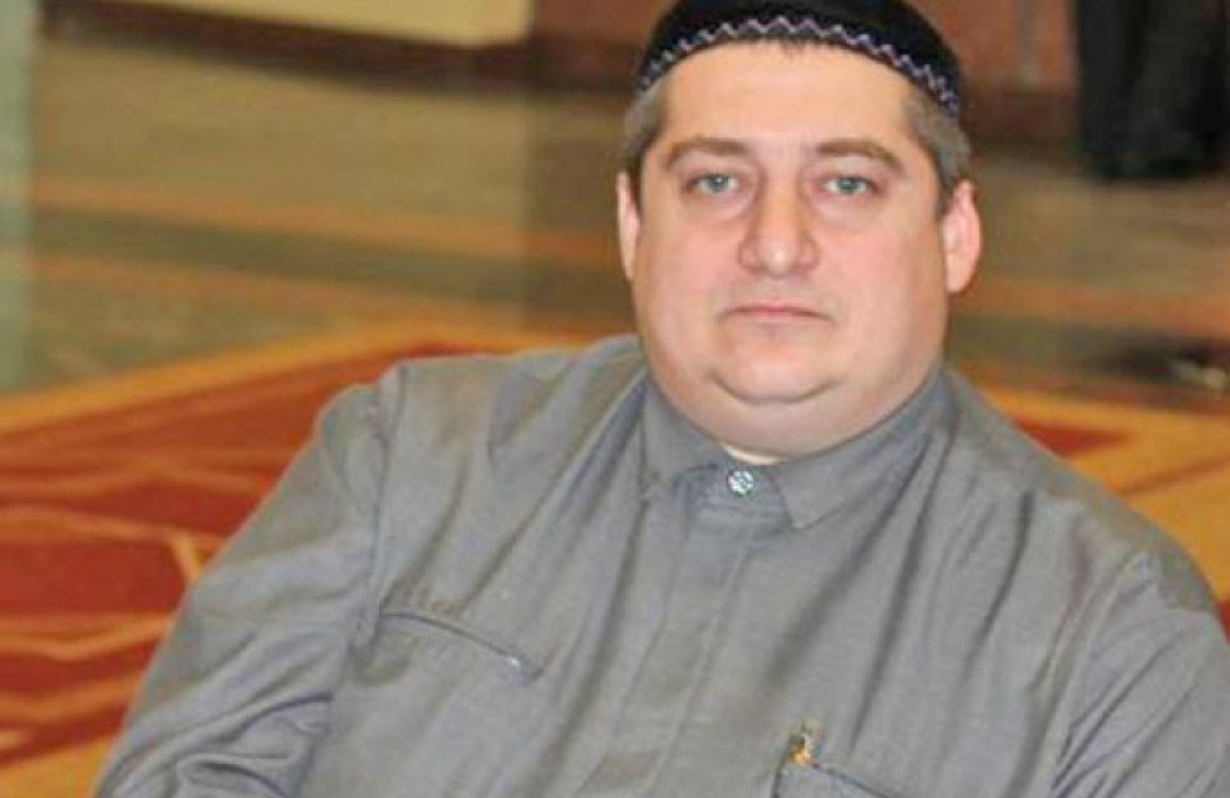 Правозащитник и общественный деятель Магомед Муцольгов