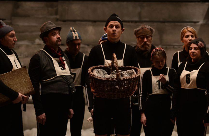 Кадр из фильма Олега Сенцова и Ахтема Сейтаблаева «Номера»