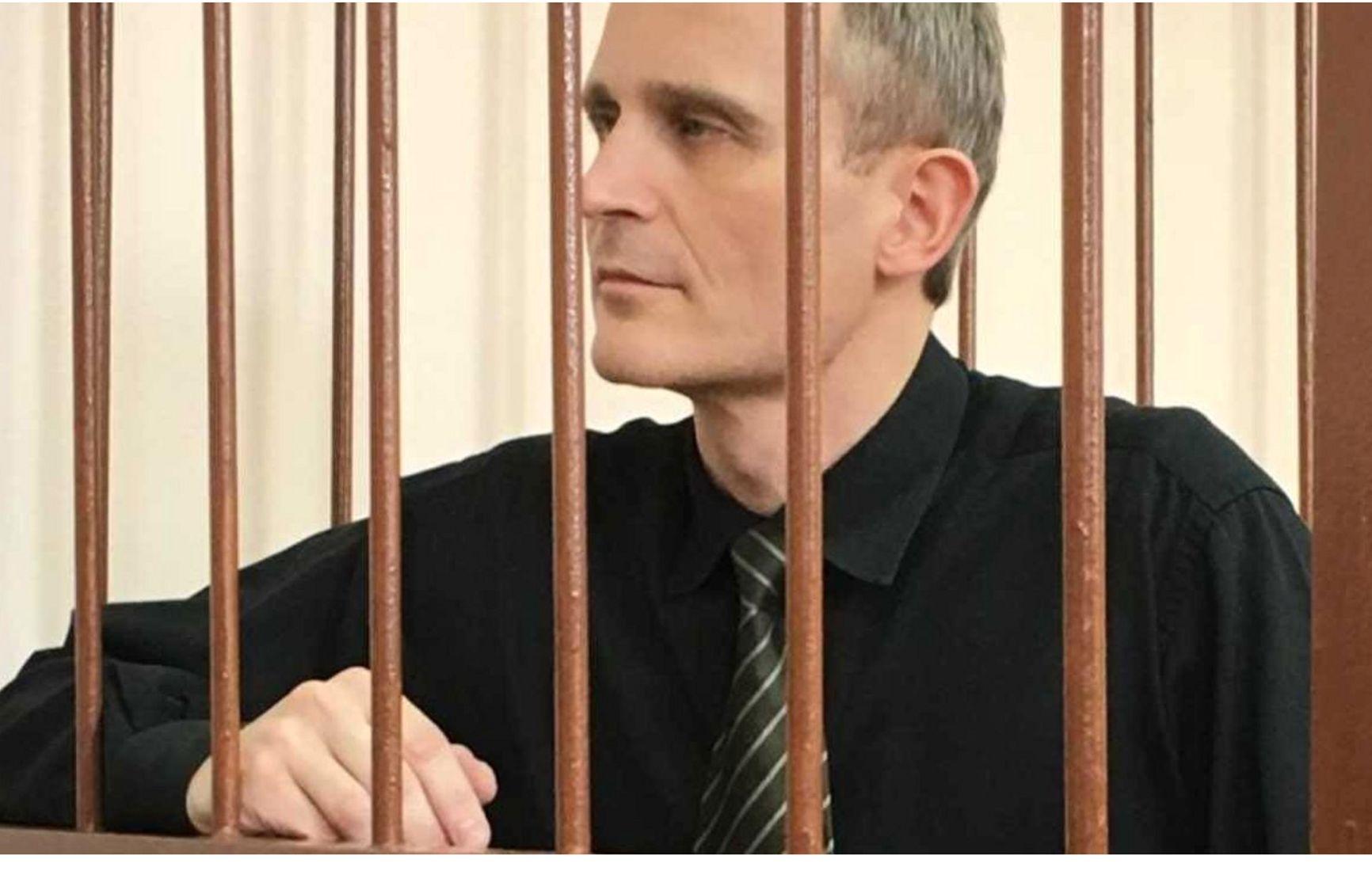 Danish citizen Dennis Kristensen had lived in Russia since 2000