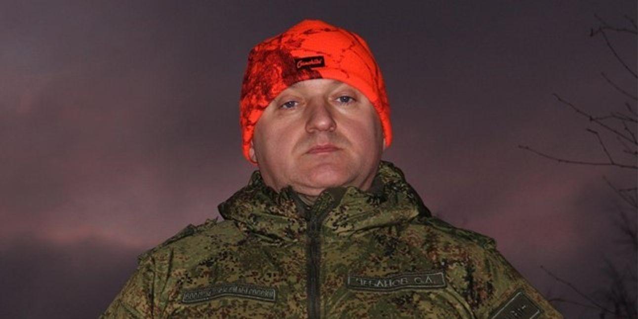 Полковник ГРУ Сергей Чебанов