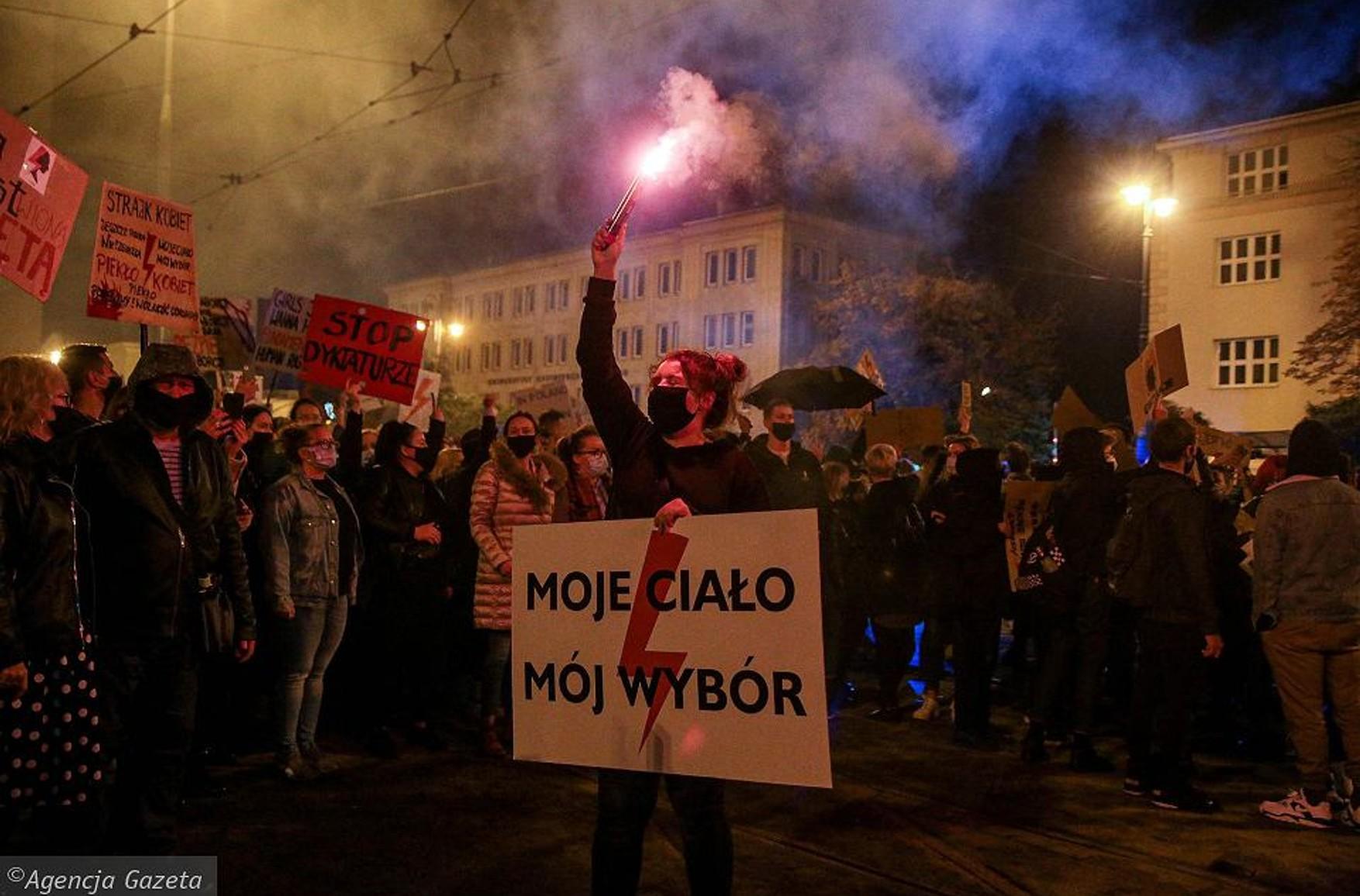 Польский протест: народ против абортов? Или всё гораздо глубже? (окончание)