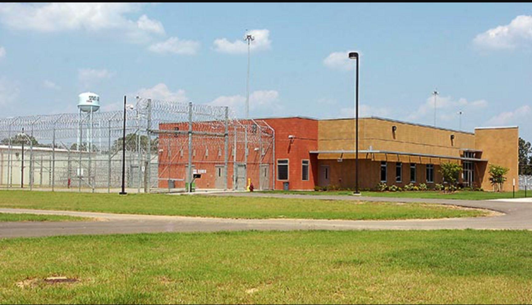 Сортировочный центр в Миссисипи