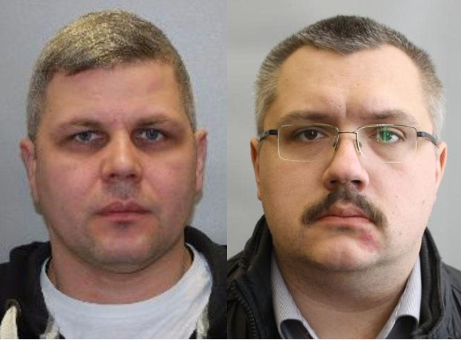 Врачи-убийцы из ФСБ - Иван Осипов и Алексей Александров