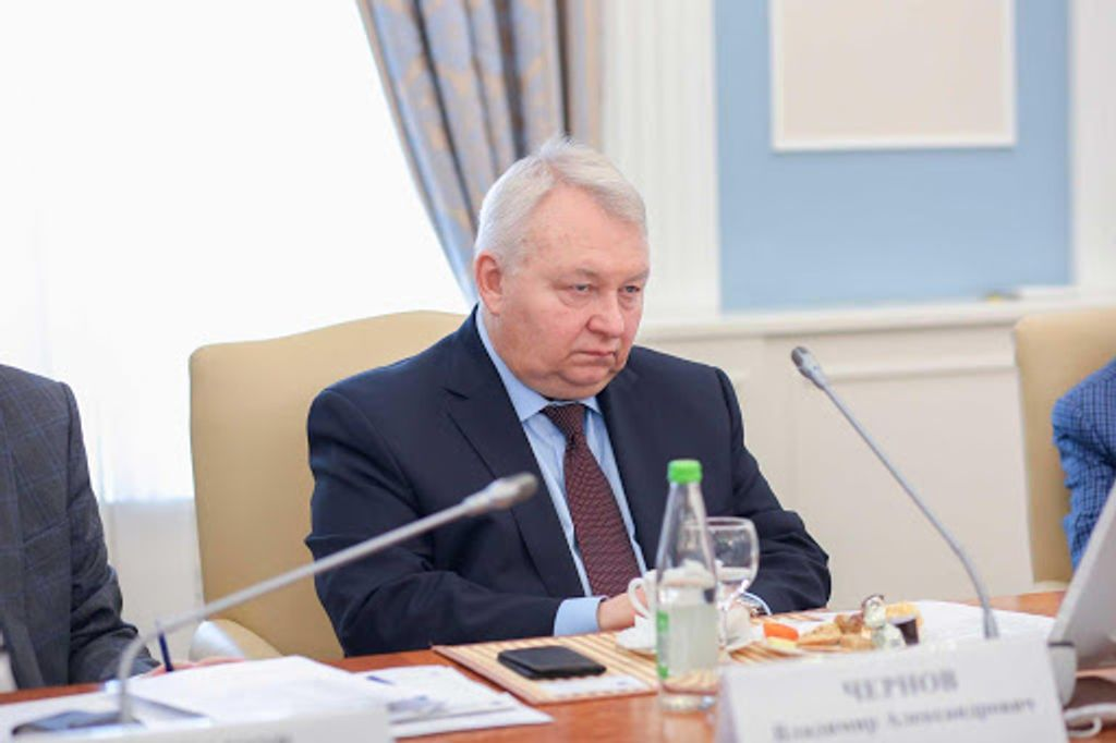 Генерал Владимир Чернов