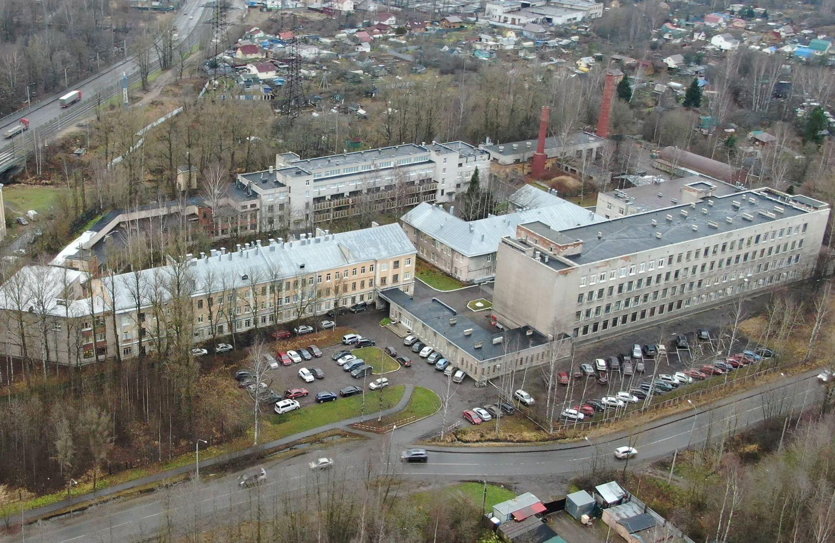 ГНИИ военной медицины, возглавлямый Сергеем Чепуром