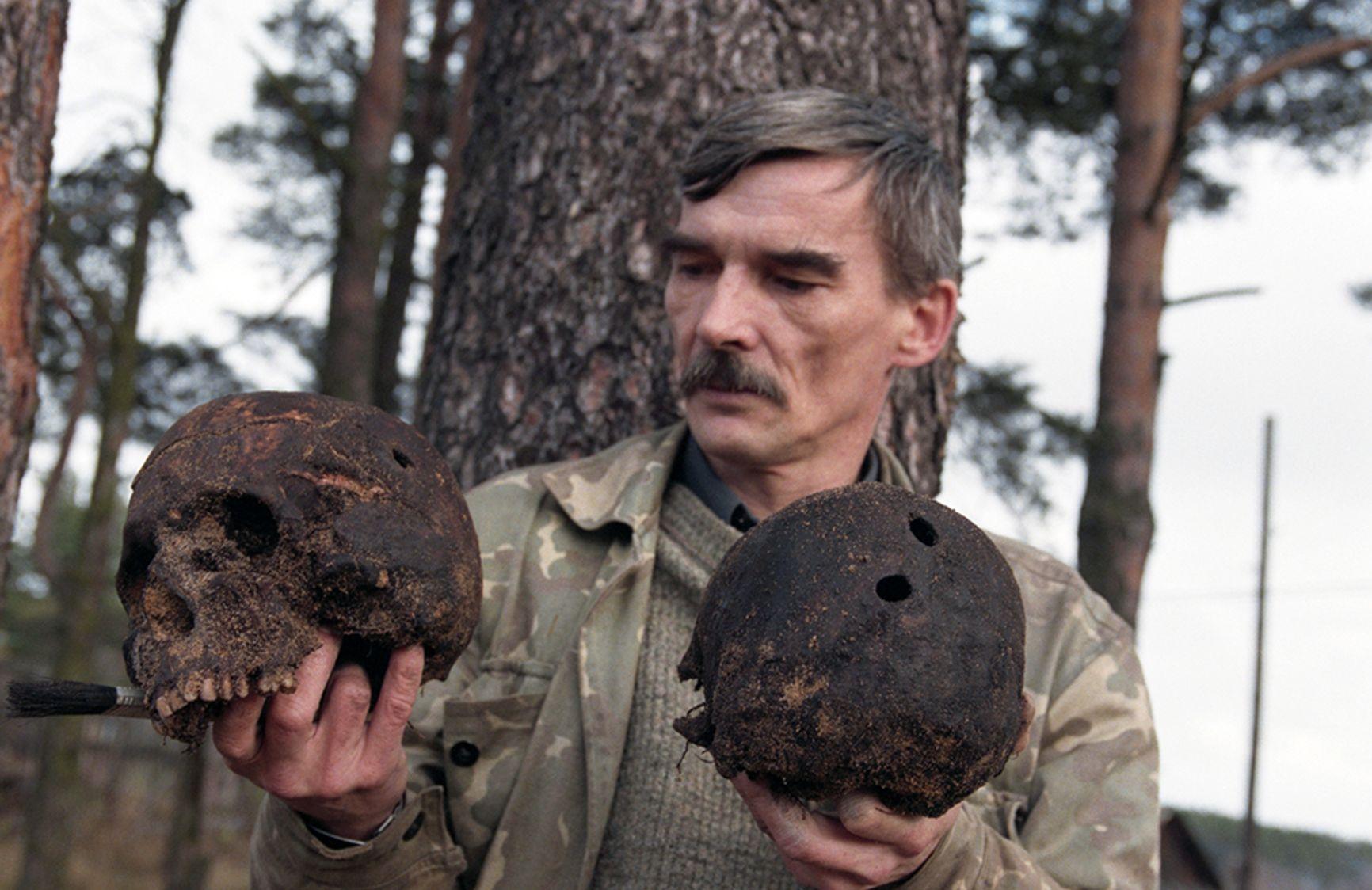 Юрий Дмитриев, 1998 г.