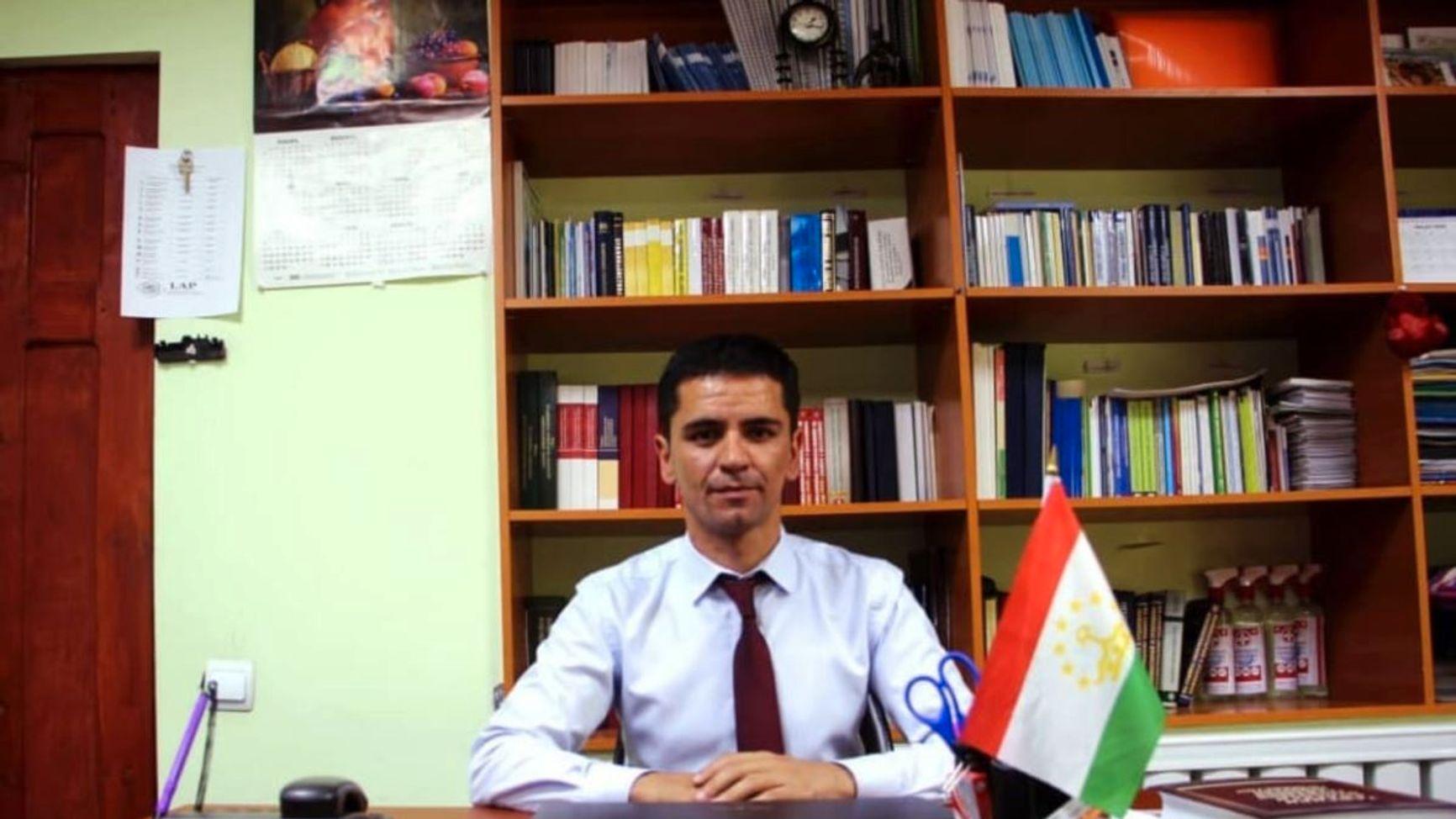 Адвокату Иргашеву из Хорога удалось заявить о себе как о перспективном независимом политике
