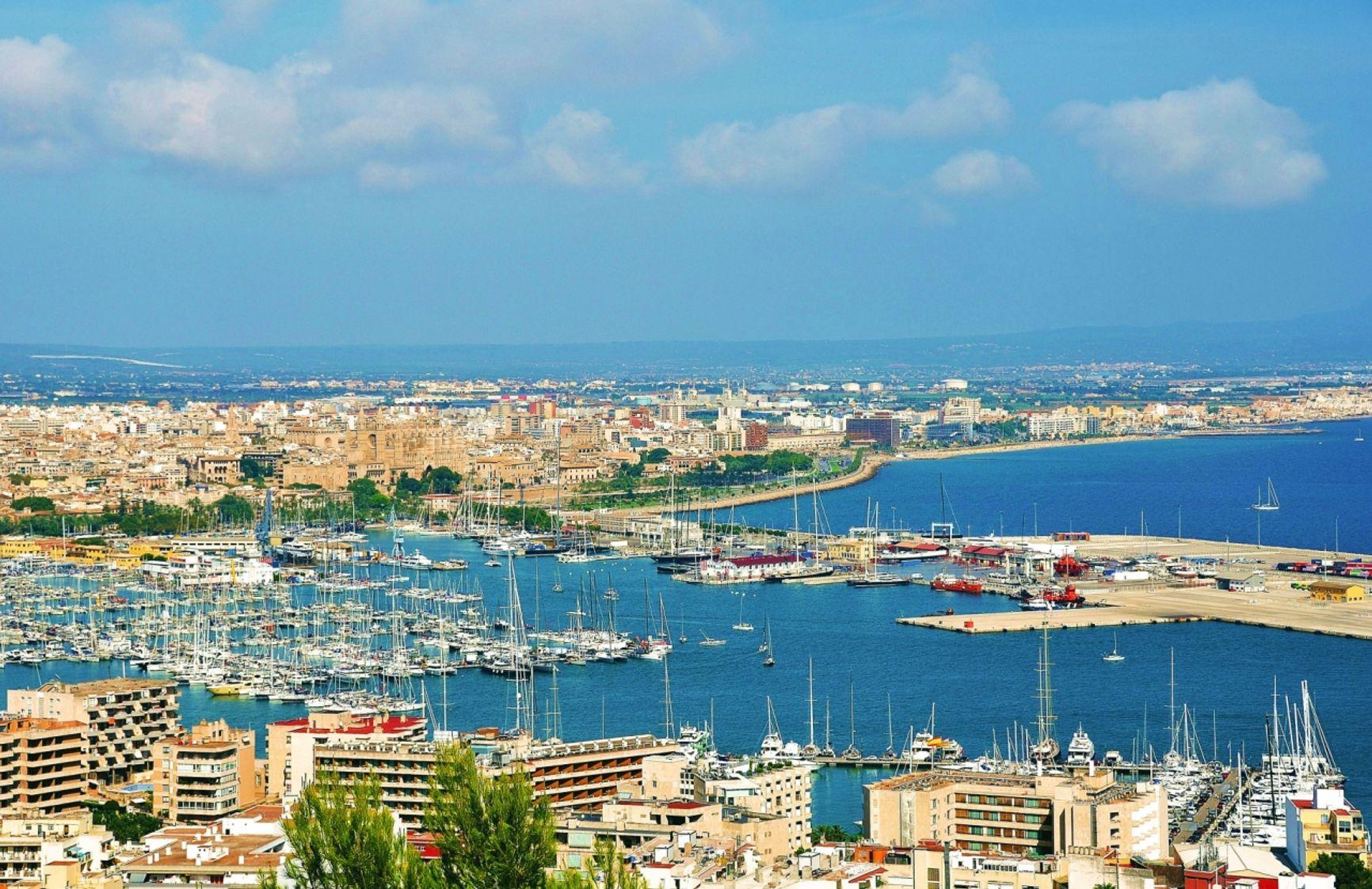 Пальма-де-Майорка стала пристанищем сразу для множества российских авторитетов