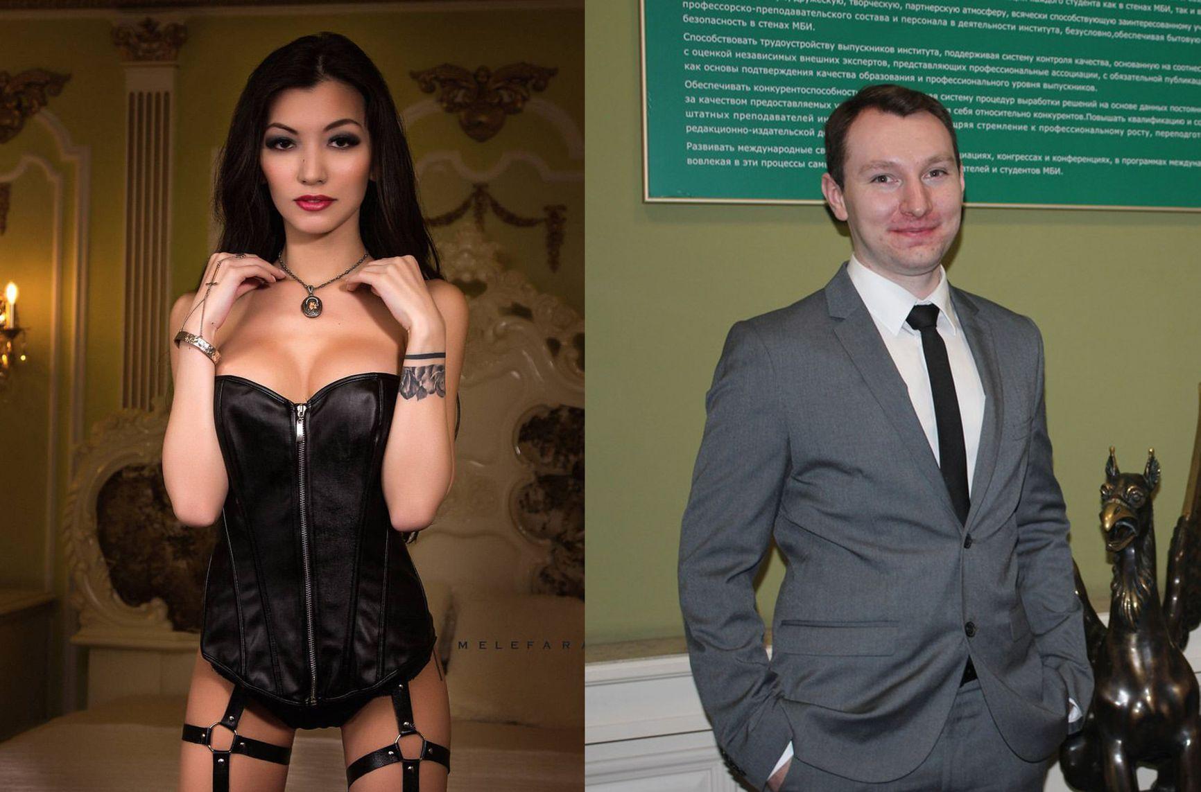 Дарья Тен и Сергей Свитко