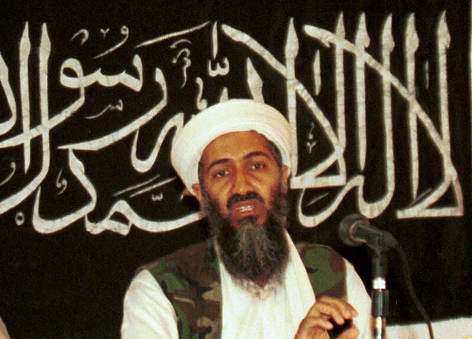 1998 г. Пресс-конференция Усамы бин Ладена в Хосте