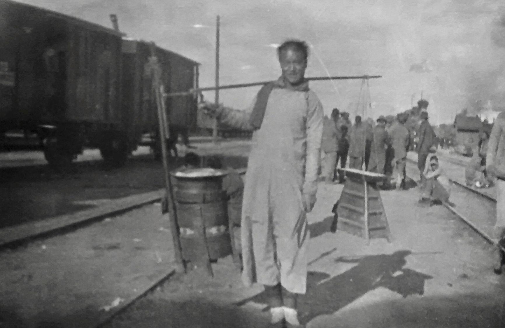 Владивосток. Начало ноября 1917 г.