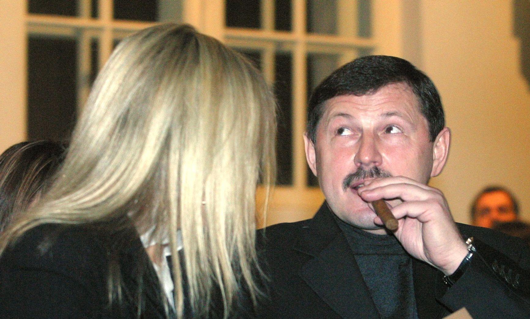 Экс-лидер Тамбовской ОПГ Владимир Барсуков (Кумарин)
