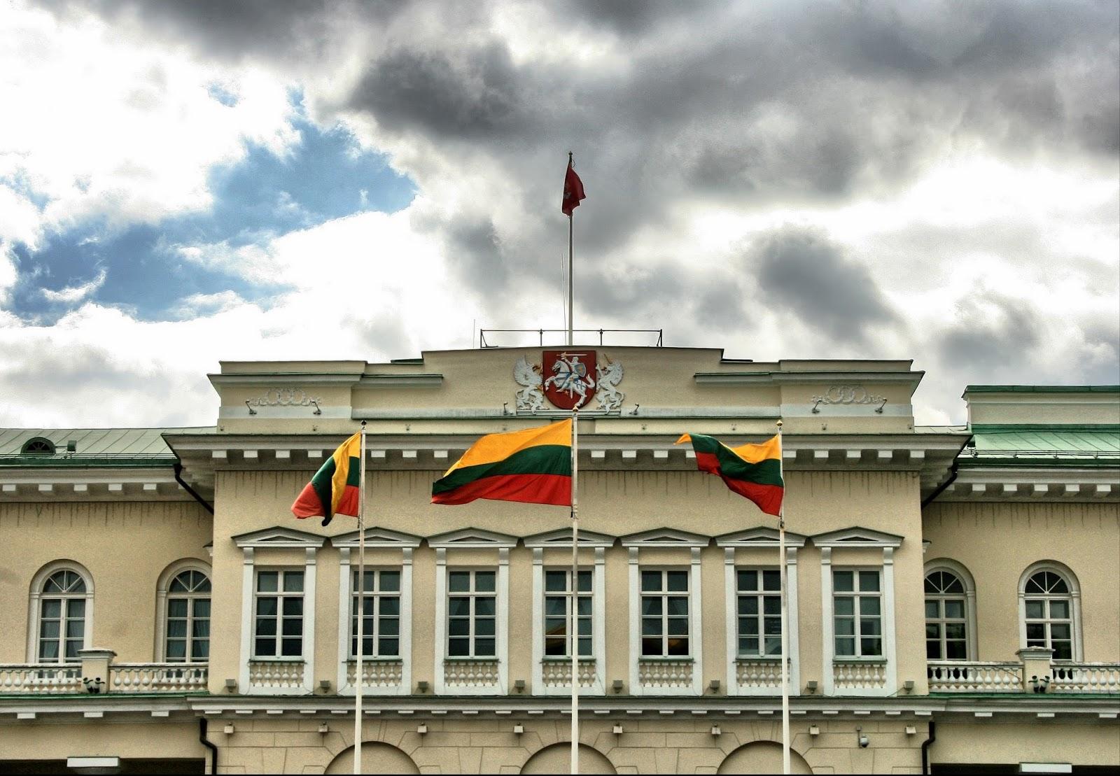 В Литве захотели переименовать Белоруссию по предложению Тихановской