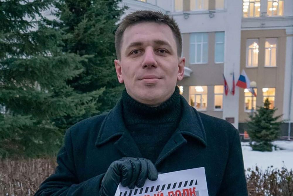 Бывший координатор штаба Навального в Архангельске получил 2,5 года колонии за репост клипа Rammstein