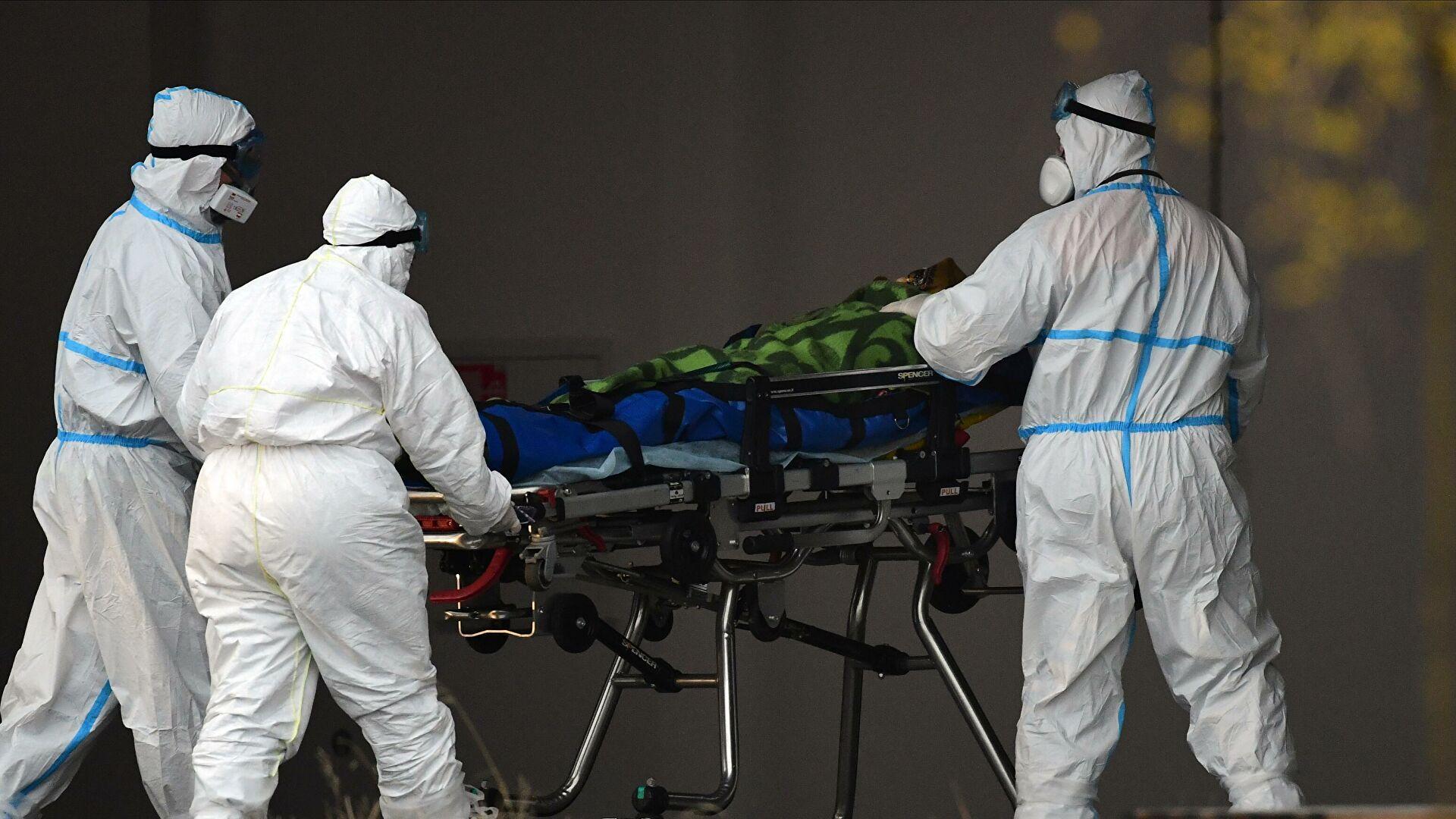 Число заболевших коронавирусом в Москве выросло за сутки более чем на четверть